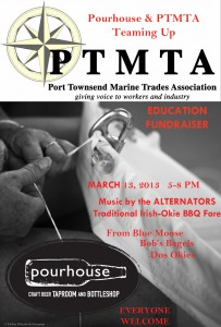 PTMTA Education Fundraiser flyer